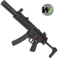 "WE SMG5 SD3 ""Apache"" GBB SMG"