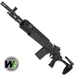 WE M14 EBR Mk.14 Mod. 0 GBBR - Black