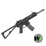 WE Knight's PDW GBBR - Black
